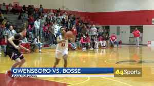 HS BB: Powell's Triple Double Leads Bosse Past Owensboro [Video]