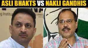Anantkumar Hegde's 'Gandhi drama remark raises storm in Parliament | OneIndia News [Video]
