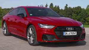 Audi Plug In Hybrid Models 2019 - Audi A7 Sportback 55 TFSI e [Video]