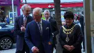 Prince Charles visits TK Maxx for first time ever [Video]