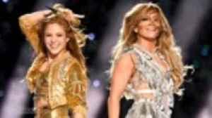 Late Night Hosts Talk Jennifer Lopez's Pole Dancing During Super Bowl Halftime Show | THR News [Video]