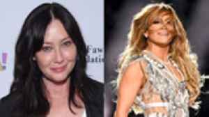 Shannen Doherty Reveals Breast Cancer Returns, Late Night on Jennifer Lopez & Shakira's Super Bowl Halftime Show & More | THR Ne [Video]