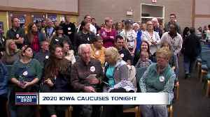Iowa voters prepare to kick off the 2020 campaign with the colonial throwback known as a caucus [Video]