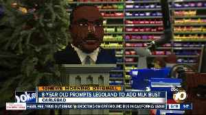 Legoland adds MLK Jr. Bust to Block of Fame [Video]
