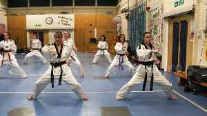 Mother and daughter duo both win gold in British Taekwondo Championships [Video]