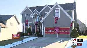 News video: Chiefs reign at a house divided in Overland Park