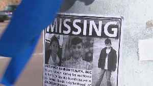 Search Continues For Missing 11-Year-Old Gannon Stauch [Video]