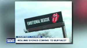 Are the Rolling Stones coming to Buffalo? Here's what we know [Video]