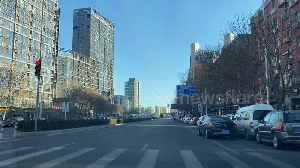 Beijing's central business district desolate as coronavirus fears continue [Video]