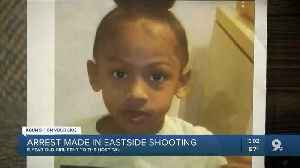 TPD makes arrest in shooting that sent 5-year-old girl, man to hospital [Video]