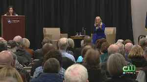 Pennsylvania Congresswoman Mary Gay Scanlon Spreads Word About Census In Delaware County [Video]