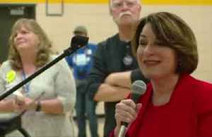 Heart of America 'so much bigger' than Trump's heart -Klobuchar [Video]