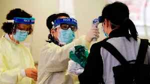 Coronavirus death in Hong Kong, as China admits 'shortcomings' [Video]
