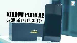 Poco X2 launched in India: Unboxing and quick look [Video]