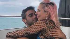 Lady Gaga makes new romance instagram official [Video]