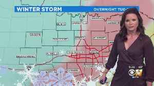 Fast Changing AM Weather Update With Anne Elise Parks [Video]