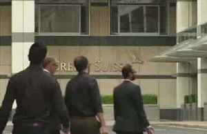 Credit Suisse also spied on Greenpeace - newspaper [Video]