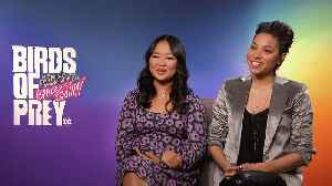 News video: 'Birds Of Prey (And the Fantabulous Emancipation of One Harley Quinn)': Exclusive Interview With Jurnee Smollett-Bell, Ella Jay