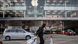 Coronavirus Fears Leads to Apple Closing Stores and Offices in China [Video]