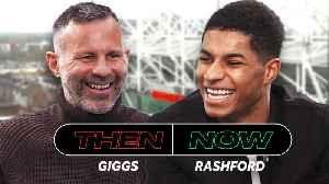 Marcus Rashford and Ryan Giggs Talk Honestly About Their Manchester United Careers [Video]