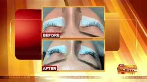 Get the Luscious Eyelashes of Your Dreams [Video]