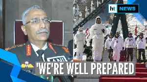 'Outdated': Army chief on CAG report on gear shortage in Siachen, Ladakh [Video]