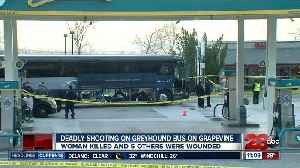 Deadly shooting on Greyhound bus on Grapevine [Video]