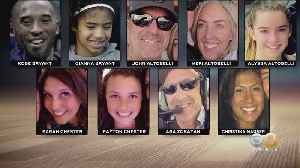 News video: Remains Of Kobe Bryant, 8 Others Killed In California Helicopter Crash Released To Families