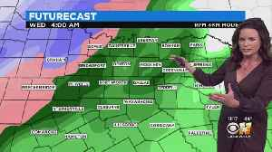 11AM Winter Weather Update With Anne Elise Parks [Video]