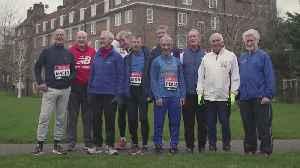 Ten remaining London Marathon 'Ever Presents' prepare for landmark 40th race [Video]