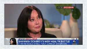 News video: Shannen Doherty Cancer Update