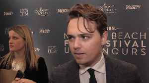 Dean-Charles Chapman shares why '1917' should be seen in the cinema [Video]