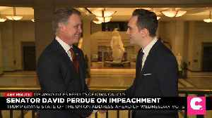 Senator David Perdue On Impeachment [Video]