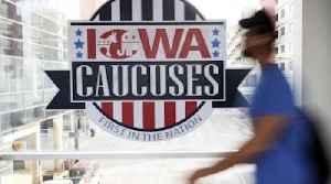 News video: Buttigieg, Sanders Leading in Early Iowa Caucus Results