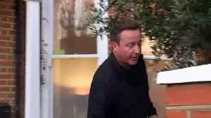Cameron turns down top COP26 job [Video]