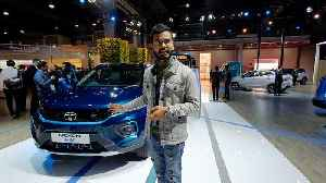 Auto Expo 2020: Tata goes all out with E-vehicles [Video]