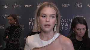 Alice Eve on the universal concept of 'Star Trek: Picard' [Video]