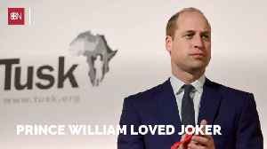 Prince William's Thoughts On 'Joker' [Video]