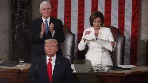 The Theatrics of Trump's State of the Union Address [Video]