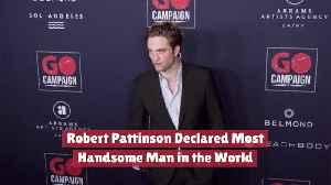 Robert Pattinson Is Hot Guy Goals [Video]