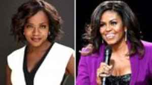 Viola Davis to Play Michelle Obama in Showtime's 'First Ladies' | THR News [Video]
