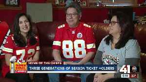 'It was special': Chiefs family ready to celebrate together at parade [Video]
