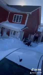 Snowed In in St. John's [Video]