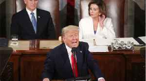 Trump delivers highly politicized State of The Union address [Video]