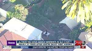 Authorities serve search warrants in San Luis Obispo County [Video]