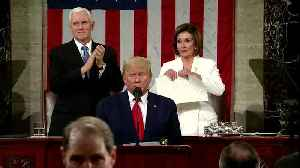 Pelosi appears to pre-rip speech during State of the Union [Video]