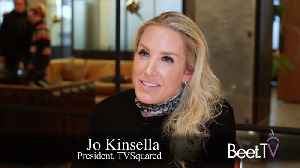 TVSquared's Kinsella Offers OTT Attribution With A Twist [Video]