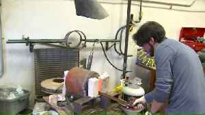 'It Started out as a Hobby': University of Connecticut Students Start Popular Metal Working Club [Video]