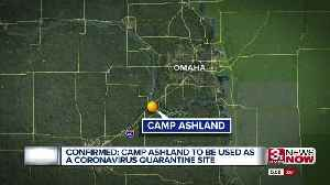 Confirmed: Camp Ashland to be used as a Coronavirus quarantine site [Video]