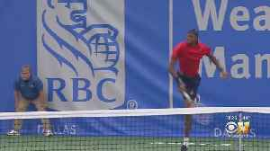 Professional Tennis Returns To Dallas [Video]